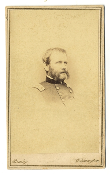 When Joseph Hooker Took Command of the Army, thisGeneral resigned Rather Serve Under His Command