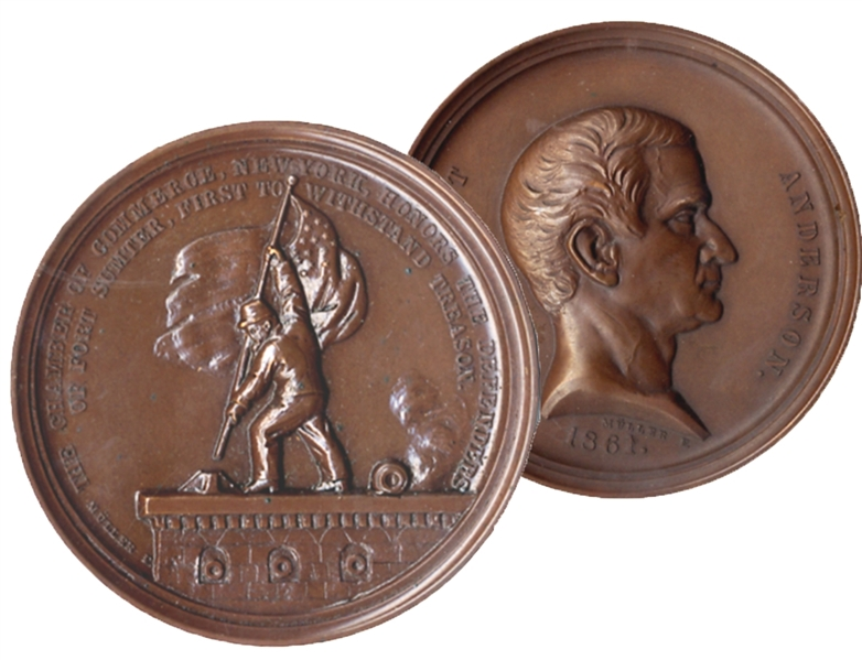The Fort Sumter Medal