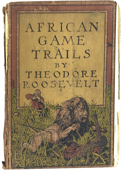 Theodore Roosevelt's Hunting Book
