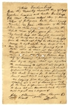 1812 Shoemakers Apprenticeship Contract