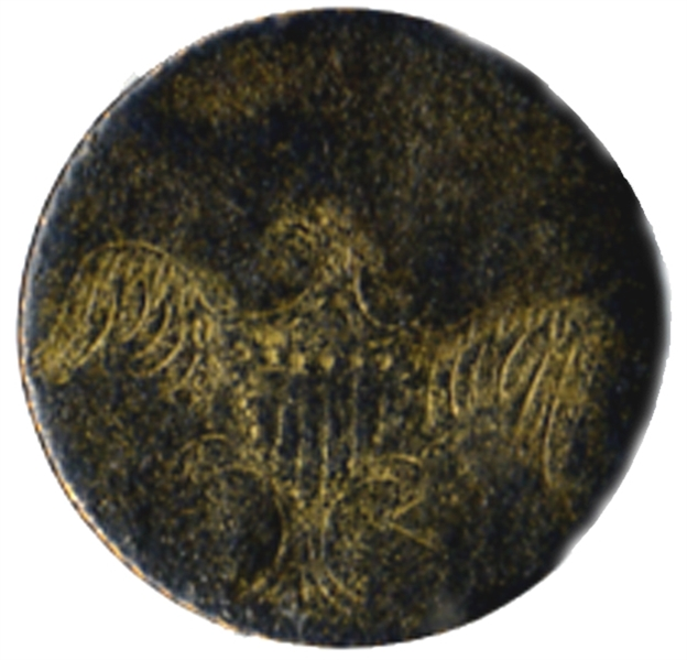 A George Washington Inaugural Button