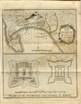 Military Fortification Plan - 1780