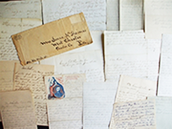 Second Lt. Isaac Landis Letter Archive....9th Pennsylvania Calvary.
