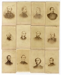 Group of 12 CDV Union Officers