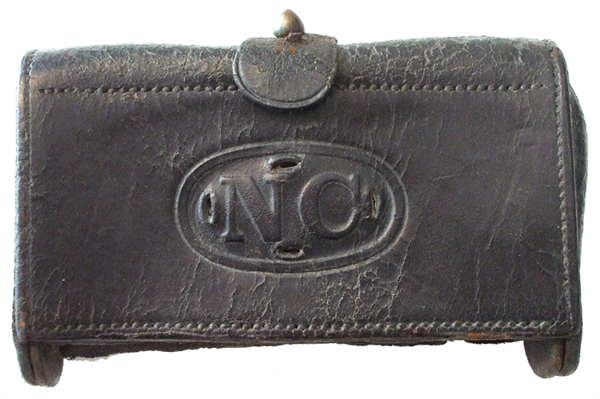 Rare NC McKeever Cartridge Box