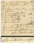 Future Colonial Loyalsts Massachusetts Governor Document