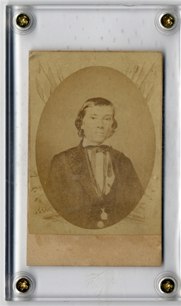 CDV Of the CSA VP