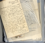 WWI Soldier's Letter Archive