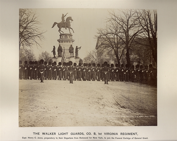 A Healed Nation - Virginia Troops Join The Grant Funeral Cortege
