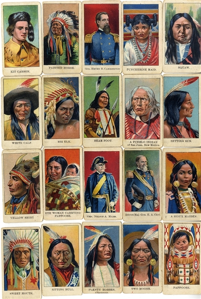 The Men and Women of the Indian Wars