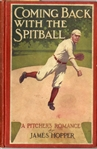 This Baseball Novel Contains Three 1914 Printed Baseball Photos