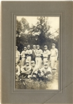 Early Baseball Team