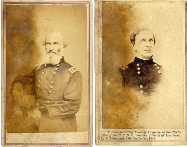 A Pair of Union Generals