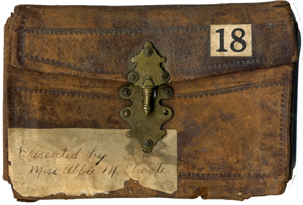 Revolutionary War Era Wallet With Connection To The Execution of Major Andre