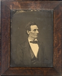 A Great Abraham Lincoln Beardless Photograph
