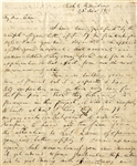 Group of War of 1812-era Letters