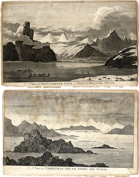 The Last of the 1794 Cook's Voyage Engravings