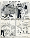 The 1908 Presidential Election Lampooned