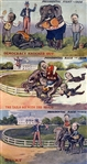 The 1908 Horse Race