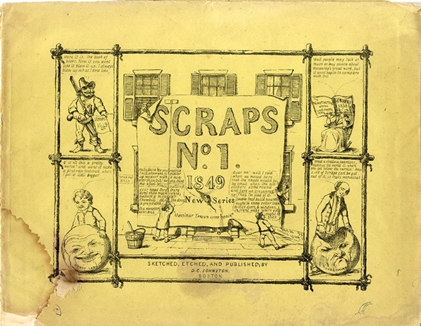 Scrapping in 1850 Was Different