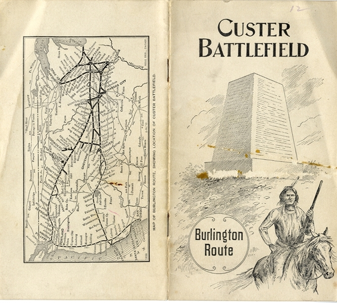Custer Battlefield Tourism