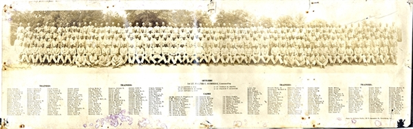 Panorama Black Soldiers Photo