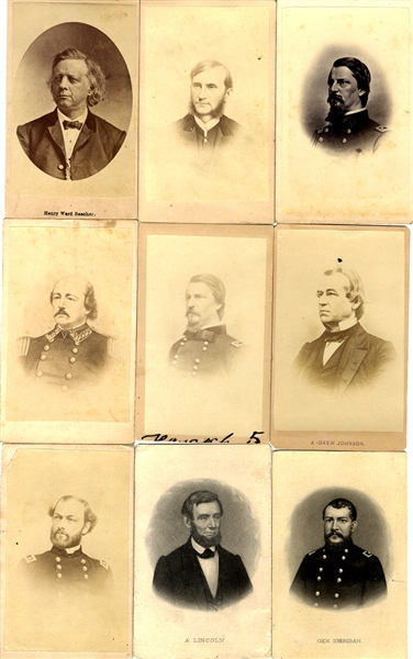 CDV War Commanders and Politicians Group