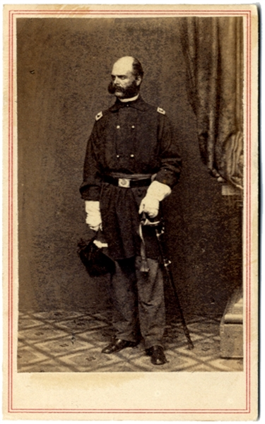 Ambrose Burnside CDV