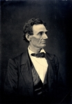 Rare Format of the Hessler' Lincoln Image