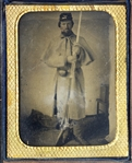 Armed Union Soldier