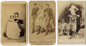 CDV's from the 1860s