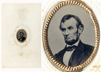 Unusual Gem Type of President Lincoln