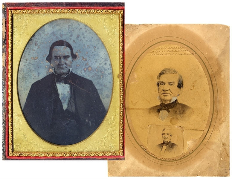 Principal Chief of the Cherokee Nation from 1828–1866 - Scarce Photographs