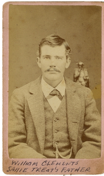 Texas Ranger William T. Clements