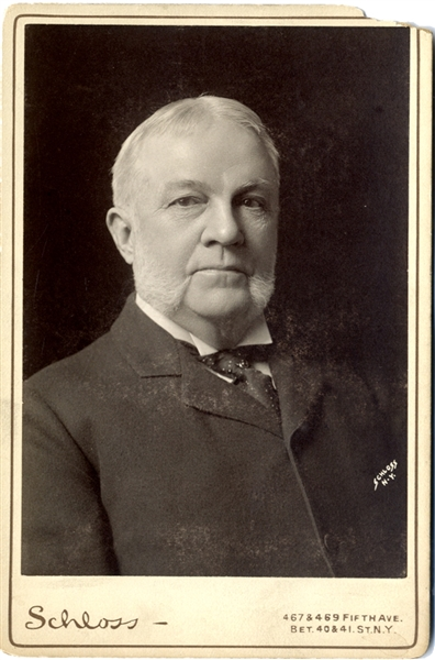 McKinley Asked Him to Stand in the Campaign as Vice President