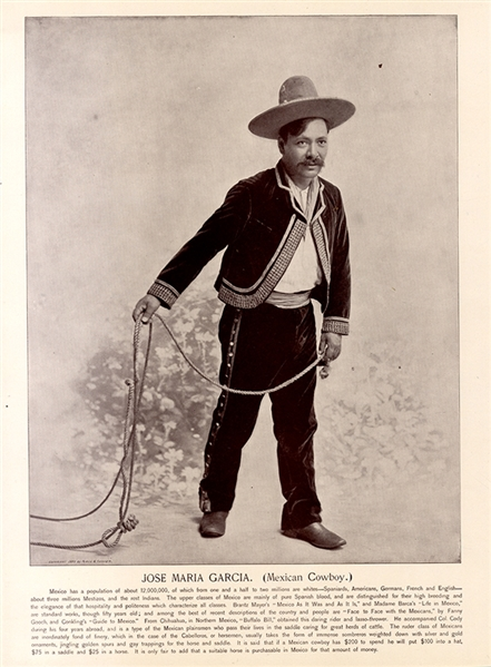 Another of Buffalo Bill's Wild West Star