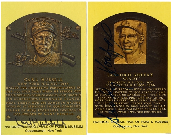 Great Hall Of Fame Pitchers