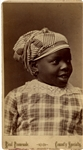 Young Black Child in Portland, Maine
