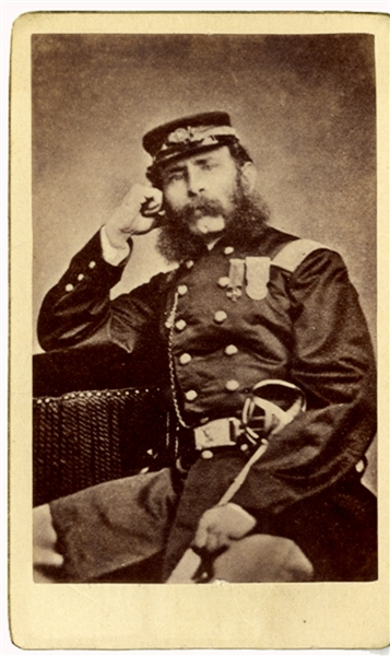 Colonel of the 85th New York Infantry