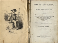 Carson was hired as a guide by John C. Frémont. Frémonts expeditions covered much of California
