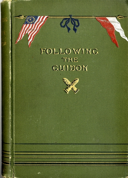Following the Guidon by Libby Custer