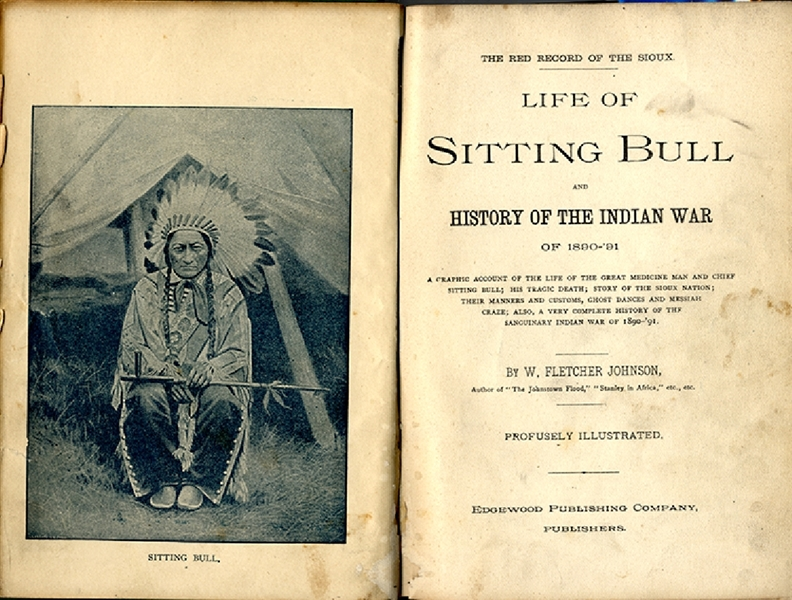 Published Shortly after the Battle of Wounded Knee