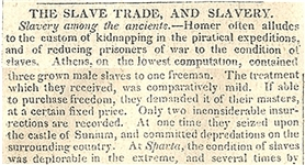 10,000 Slaves Sold Daily