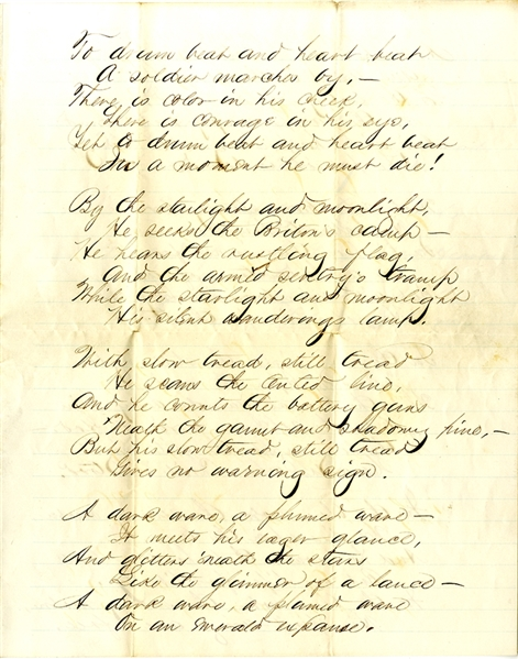 Nathan Hale Revolutionary War Poem.