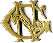 New York National Guard Hat Badge
