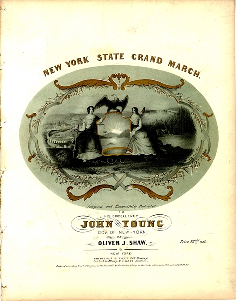 New York State Grand March