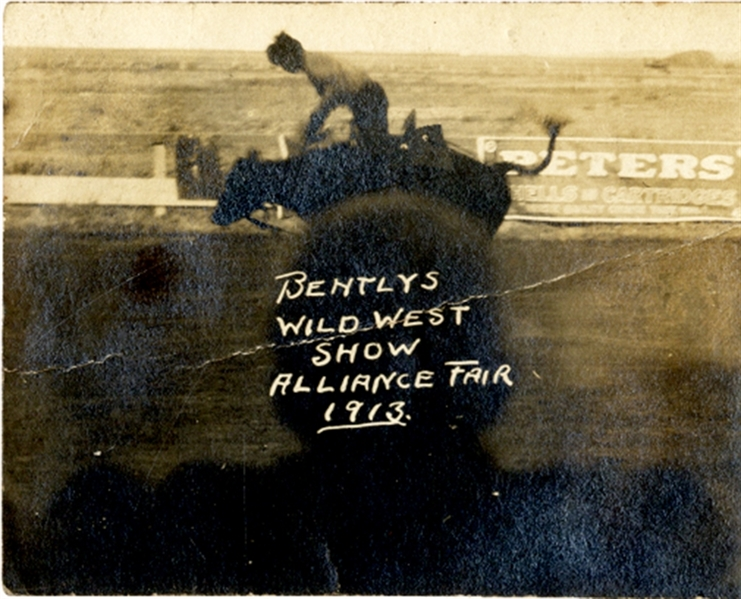 Bentley's Wild West Show Photo