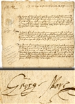 Early English Document