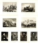 The Revolutionary War Viewed in Engravings