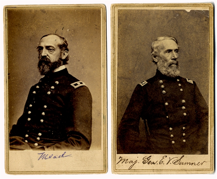 A Pair Of Major Generals